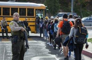 Saugus High School Shooting 2019
