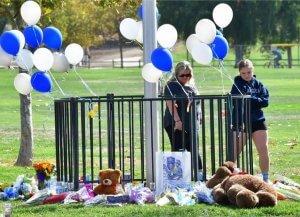 Saugus High School Shooting Memorial Service