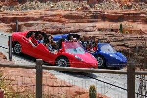 Radiator Springs Disneyland