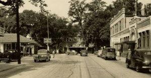 China Grove, Mississippi 1941