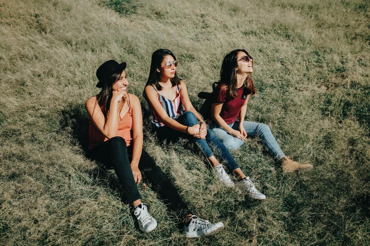 Three Sisters at the Park