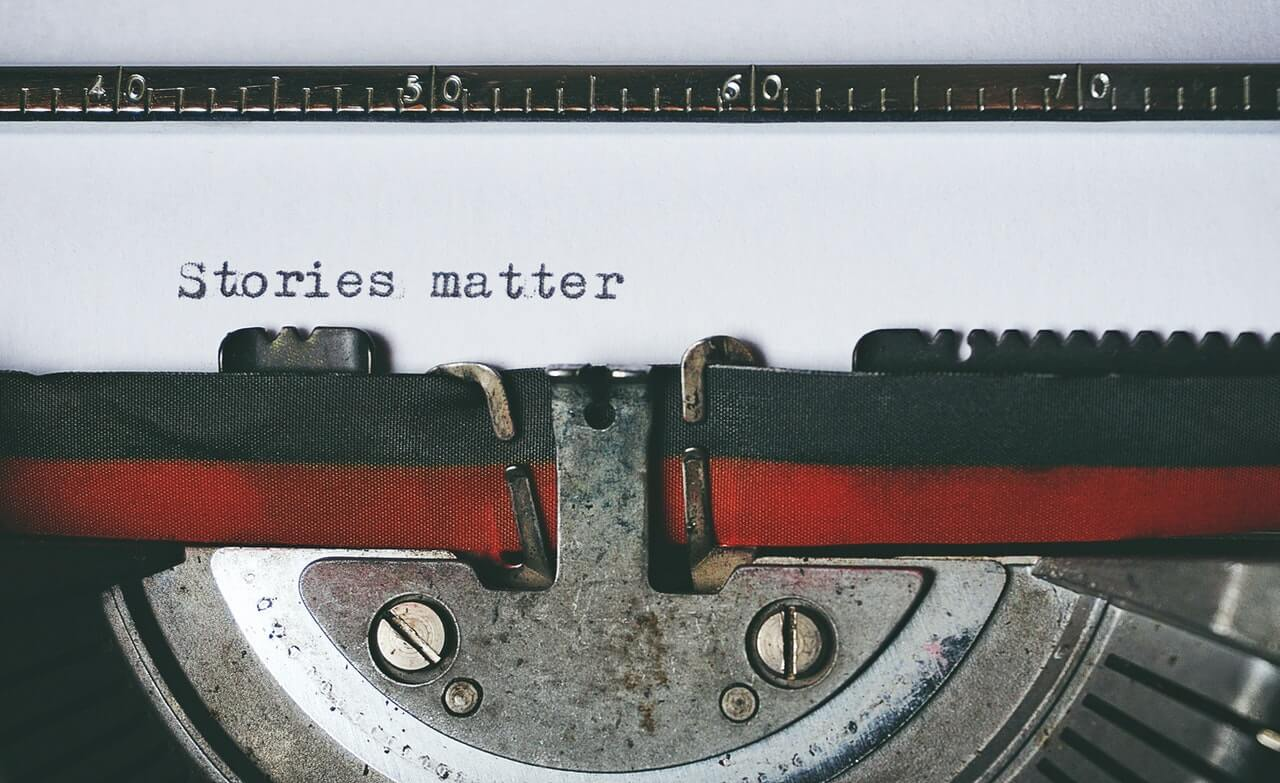 Writing and Stories Make a Difference